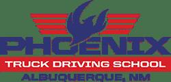 Logo for Phoenix Truck Driving School in Albuquerque, NM